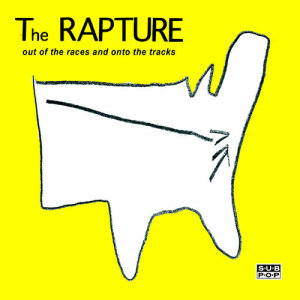 Album Out Of The Races And Onto The Tracks from The Rapture