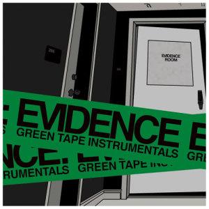 Evidence的專輯Green Tape Instrumentals