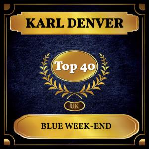 Album Blue Week-End from Karl Denver