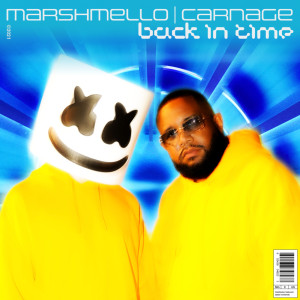 Back In Time dari Marshmello