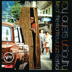 Album Live At The Montreaux Jazz Festival from Roy Ayers Ubiquity