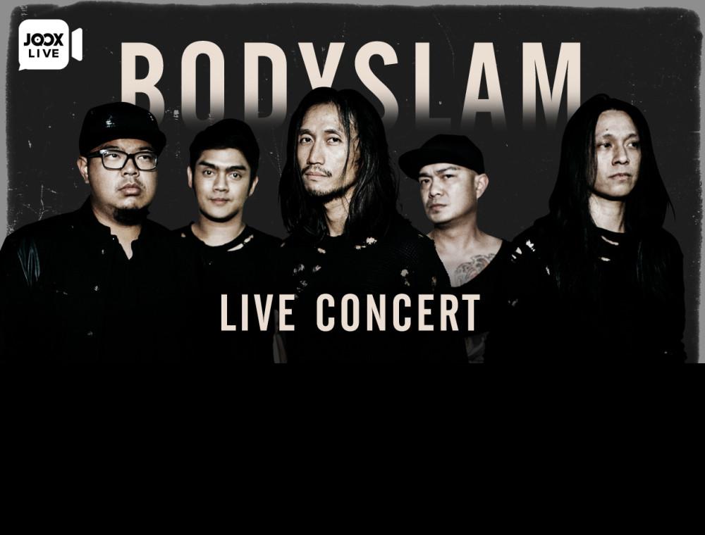 ชมไลฟ์คอนเสิร์ตจากสุดยอดวงร็อค Bodyslam