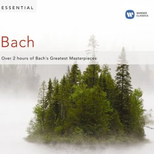 Album Essential Bach from Classical Artists