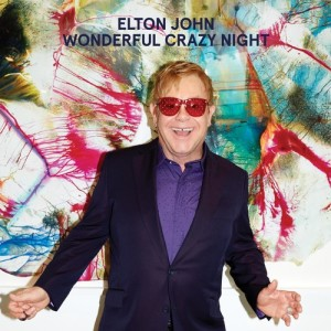 Elton John的專輯Wonderful Crazy Night