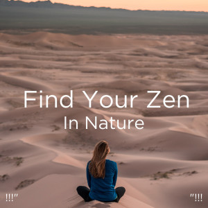 """Album !!!"""" Find Your Zen In Nature  """"!!! from Sleep Sound Library"""