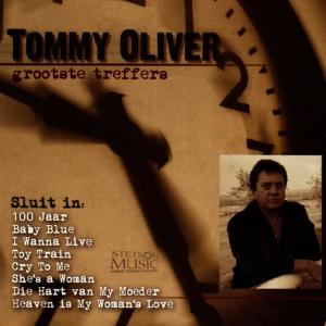 Album Grootste Treffers from Tommy Oliver