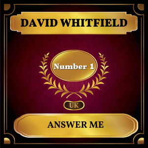 Album Answer Me from DAVID WHITFIELD