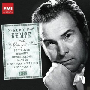 "Listen to Symphony No. 9 in E Minor, Op. 95, B. 178, ""From the New World"": II. Largo song with lyrics from Rudolf Kempe"