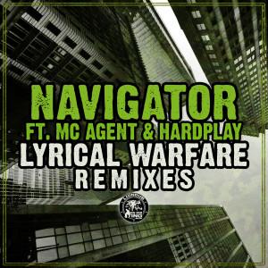 Album Lyrical Warfare from Navigator