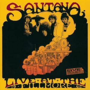 Santana的專輯Live At The Fillmore - 1968