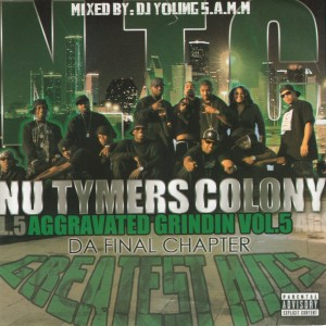 Listen to Album Ain't Drop (feat. J-Doe, Showtyme & Dougie D of Guerilla Maab) song with lyrics from Nu Tymers Colony
