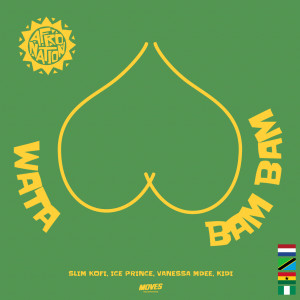 Album Wata Bam Bam from Vanessa Mdee