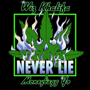 Wiz Khalifa的專輯Never Lie (feat. Moneybagg Yo)