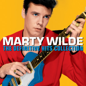 Album Marty Wilde - Definitive Hits from Marty Wilde