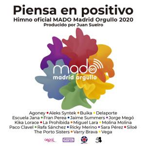 Aleks Syntek的專輯Piensa En Positivo (Madrid Pride 2020 by Juan Sueiro)