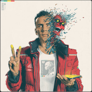 Album Confessions of a Dangerous Mind from Logic
