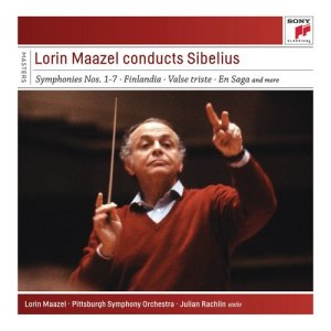 Album Lorin Maazel Conducts Sibelius from Lorin Maazel & Orchestre National France