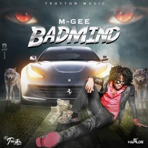 Album Badmind from M-Gee