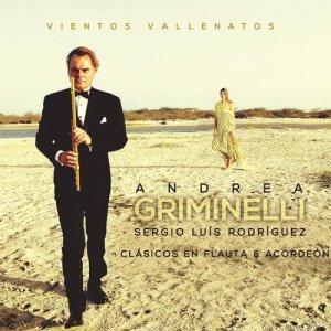 Andrea Griminelli的專輯Vientos Vallenatos