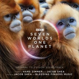 Jacob Shea的專輯Seven Worlds One Planet (Original Television Soundtrack) (Expanded Edition)