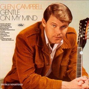 Glen Campbell的專輯Gentle On My Mind