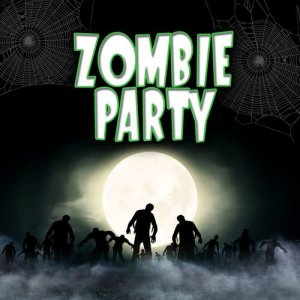 Album Zombie Party from The Halloween Singers