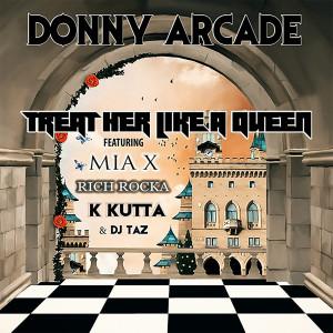 Mia x的專輯Treat Her Like a Queen (feat. Mia X, Rich Rocka, K Kutta & DJ Taz)