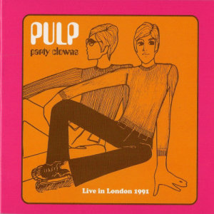 Pulp的專輯Party Clowns - Live in London 1991