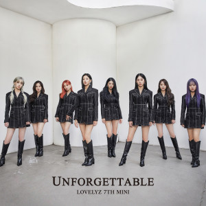 Lovelyz的專輯Lovelyz 7th Mini Album [Unforgettable]