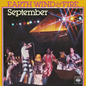 Album September from Earth Wind & Fire