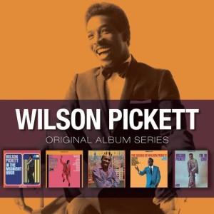 Album Original Album Series from Wilson Pickett