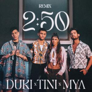 Album 2:50 Remix from Tini