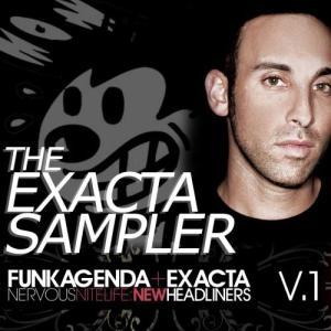 Album Nervous Nitelife - New Headliners, The EXACTA SAMPLER from Funkagenda