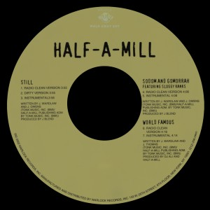 Album Still from Half-A-Mill