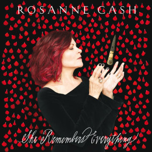 Album She Remembers Everything from Rosanne Cash