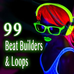 Sound Ideas的專輯99 Beat Builders and Loops Sound Effects