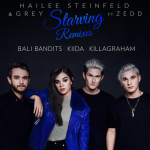 Listen to Starving (KIIDA Remix) song with lyrics from Hailee Steinfeld