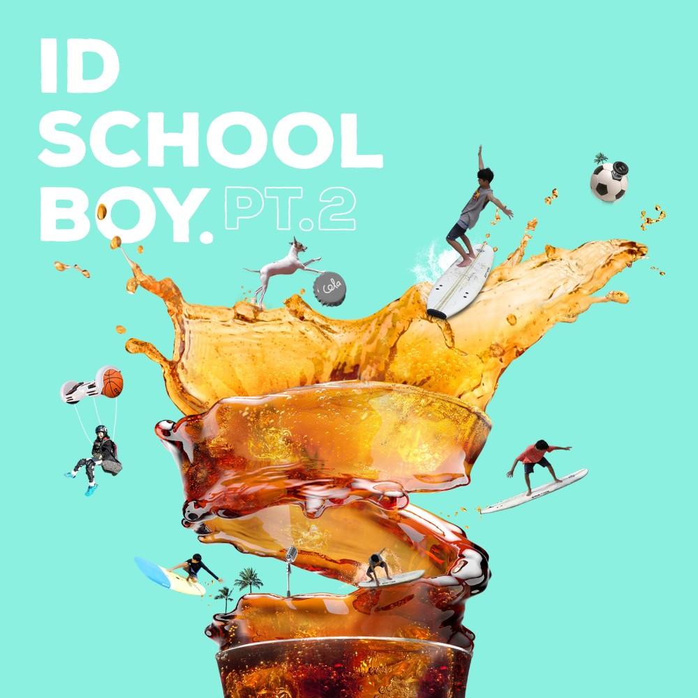 ฟังเพลงอัลบั้ม ID schoolboy, Pt.2