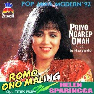 Romo Ono Maling dari Helen Sparingga
