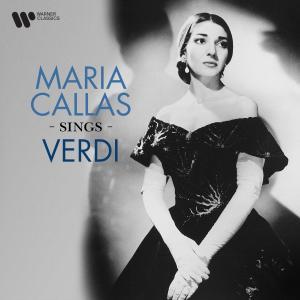 Album Maria Callas Sings Verdi from Maria Callas
