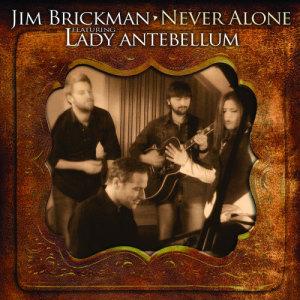 Album Never Alone from Jim Brickman