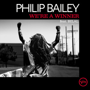 Album We're A Winner from Philip Bailey