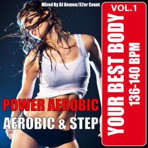 Album Your Best Body - Power Aerobic, Vol. 1 from DJ Kemit