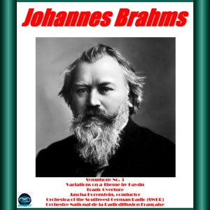 Album Brahms: Symphony No. 3, Haydn Variations, Tragic Overture from Jascha Horenstein