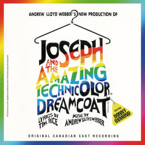 Andrew Lloyd Webber的專輯Joseph And The Amazing Technicolor Dreamcoat