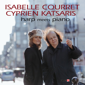 Album Harp Meets Piano from Isabelle Courret
