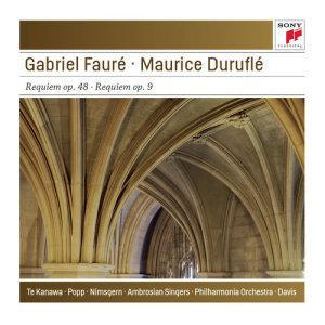 Listen to Requiem, Op. 9: VII. Lux Aeterna song with lyrics from Sir Andrew Davis