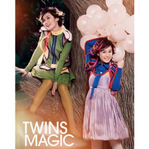 Twins的專輯Magic