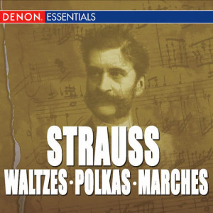Peter Falk [Artist]的專輯Great Strauss Waltzes, Polkas & Marches: Peter Falk & The Viennese Folk Opera Orchestra