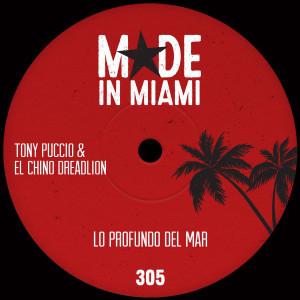 Album Lo Profundo Del Mar from Tony Puccio